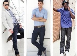 pic of stylish men